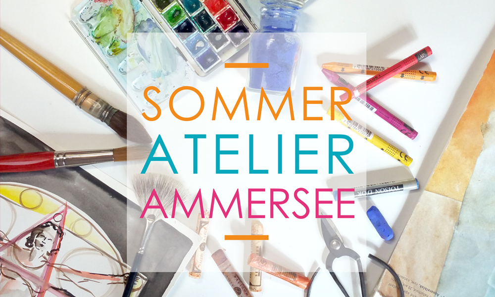 Sommer Atelier Ammersee